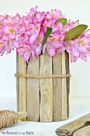 How To Decorate Flower Vase Keepsake Crafts Diy Decor Ideas