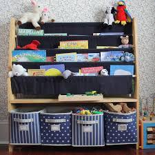 Sling Bookcase White by Sling Bookshelf With Storage Bins U2022 Storage Bins