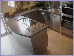 meuble cuisine inox brossé meuble cuisine inox brossé meuble idées de décoration de maison
