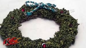 how to make christmas wreath ornament diy christmas decorations