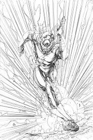 demonpuppy u0027s wicked awesome art blog sketch saturday earth 2 flash