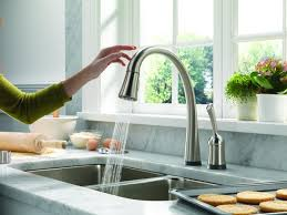 how to clean kitchen faucet how to clean hard water stains on kitchen faucets