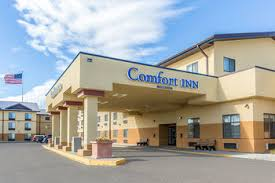 Comfort Inn W Sunset Blvd Hotels Near Pondera Medical Center Medical Facility 805 Sunset
