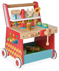 infant activity table toy classic wooden baby toys elc