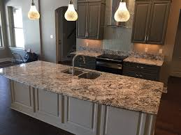 Kitchen Island Granite Countertop Island Countertops Gallery By Luxury Countertops
