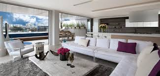 Interior Designers In Johannesburg Luxury Sandhurst Towers Penthouse In Johannesburg By Saota And