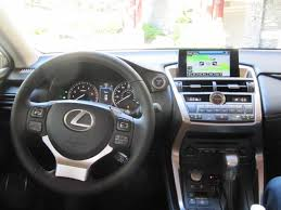 2015 lexus nx 300h hybrid first drive of luxury compact utility