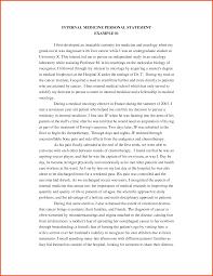 Pediatric Nurse Resume Objective Personal Statement Examples Graduate Speech Pathology