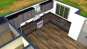 how to make a corner kitchen cabinet sims 4 i used the sims 4 as an interior design tool for my new real