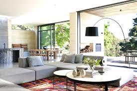 room top modern floor lamps living room home design very nice