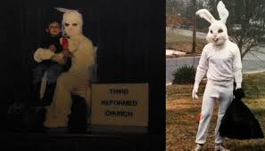 easter easter bunny 27 creepy and disturbing easter bunny photos riot daily