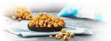 amazon com wickedly prime sweet u0027n u0027 cheesy popcorn mix caramel