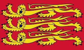 Lion Flag File Alternate Flag Of Normandy Svg The Countries Wiki Fandom