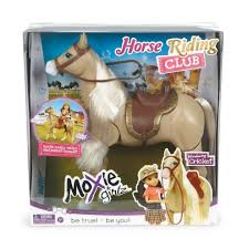 moxie girlz horse riding club featuring cricket horse