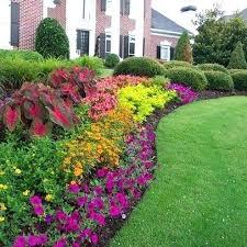flower garden ideas medium size of groovy house garden in front
