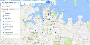 sydney australia map the best coworking spaces in sydney australia coworking sydney map