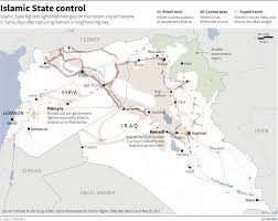 Beirut On Map Isis Gains In Syria And Iraq Business Insider