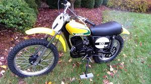 restored vintage motocross bikes for sale 1974 suzuki tm100 motocross restoration ahrma vintage motocross