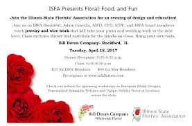 floral food u0026 fun educational series illinois state florist