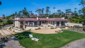 Monterey Beach House Rental by Real Estate Sales Property Listings In Pebble Beach Carmel