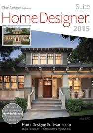 Home Design 3d Sur Mac by Amazon Com Home Designer Suite 2015 Download Software