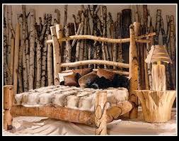 Rustic Log Bedroom Furniture Rustic Wooden Bedroom Furniture Modrox Com