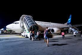 Garuda Indonesia Flight Report Garuda Indonesia 737 800 From Yogyakarta To Jakarta
