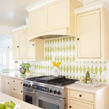 green kitchen backsplash tile colorful kitchen backsplash ideas for an eye catching look