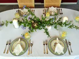 Elegant Table Settings by American Table Setting Interiors Design