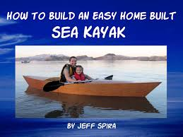 download free plans for the huntington harbor kayak boat plans
