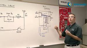 engineering relay logic circuits part 1 e j daigle youtube