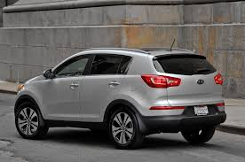 review 2011 kia sportage ex the truth about cars