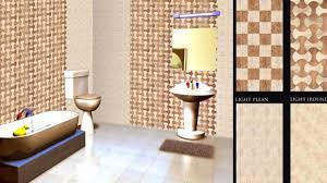 Bathroom Wall Tile Design Ideas Bathroom Wall Tile Images Bedroom Stone Tiled Flooring Wood