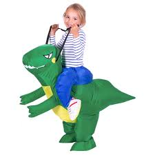 dinosaur halloween costume kids compare prices on inflatable kids costume online shopping buy low
