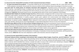 Internal Auditor Resume Sample by Auditor And Accounting Resume Examples Reentrycorps