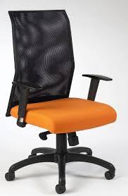 le de bureau orange siège de bureau odin achat sièges de bureau 229 00