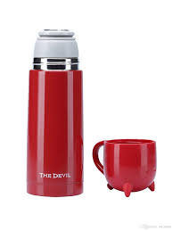 Cute Cup Designs Portable Thermos Travel Mug Cute Design Vacuum Insulated Stainless