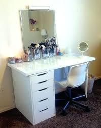 Ikea Hack Vanity Desk Great Ikea Combo Vanity Desk Via Kaykre I Have That Same