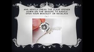 pandora style bracelet clasp images How to open pandora style bracelet without breaking nails ruining jpg