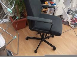 Ikea Office Chair Grey Ikea Office Chair Grey Fabric In Hove East Sussex Gumtree