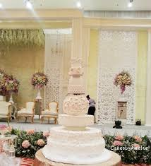 wedding cake jakarta wedding cake didrik raymond calsy cakes by amelie