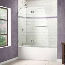 Folding Bathtub Doors Tub Doors Tub Screens Tub Glass Doors Tub Frameless Doors
