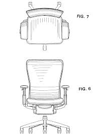Office Chair Clipart Patent Usd545076 Office Chair Google Patents