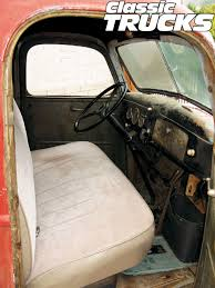 Chevy Truck Interior 1939 Chevy Truck Classic Trucks Rod Network