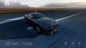 2015 mustang customizer ford announces mustang customizer app the wheel