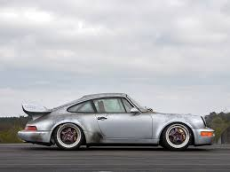 porsche ads unused 1993 porsche 911 rsr hits auction still covered with the