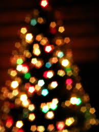 Colored Christmas Lights by Multi Colored Christmas Tree Bokeh White By Kshasta11 On Deviantart