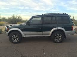 lifted mitsubishi montero suspension options to lift or not to lift expedition portal