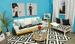 Gray And Yellow Living Room by Grey And Teal Living Room Ideas Black Sofa Gray Yellow Rug Navy