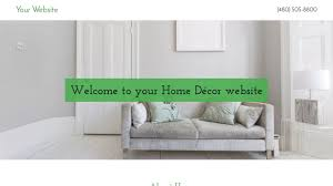 home decor website templates godaddy home decor example 14